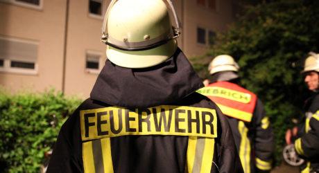 Feuer im Tanklager – Großeinsatz in Flörsheim