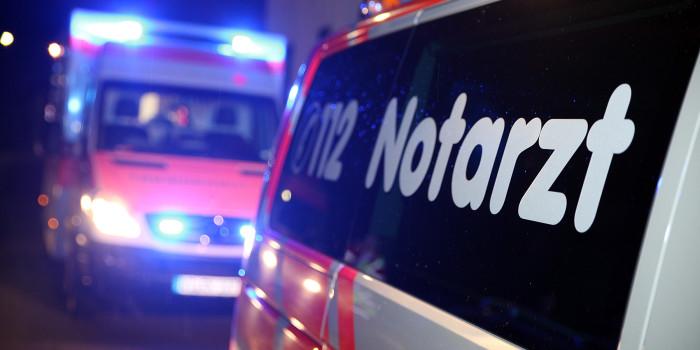 Zwei Schwerverletzte bei Zusammenstoß bei Taunusstein-Orlen