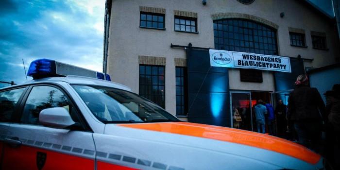 5. Wiesbadener Blaulichtparty am 17. Mai – Wiesbaden112.de verlost 3 mal 2 Karten