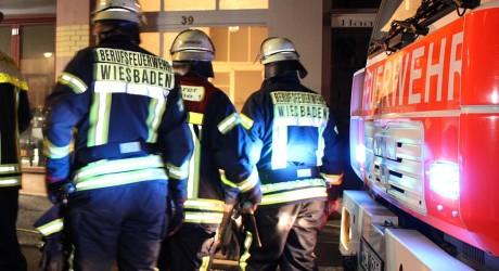 Zwei Verletzte durch Kohlenstoffmonoxid in Wiesbadener Bar – Warngerät schlägt Alarm