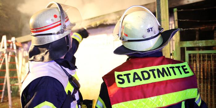 Brand im Seniorenzentrum – Rauchwarnmelder verhindert Schlimmeres