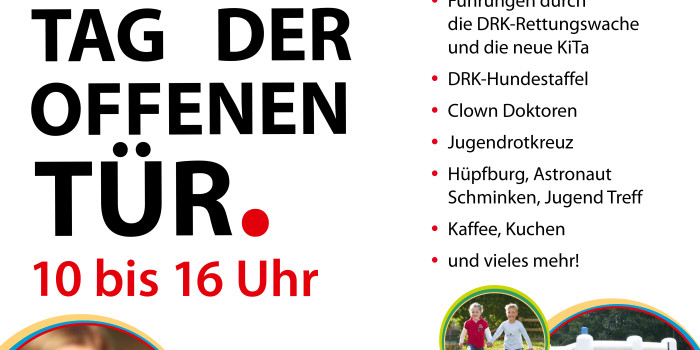 Tag der offenen Tür beim DRK Wiesbaden am Sonntag