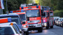 Undichte Gasleitung sorgt für Verkehrsbehinderungen in Biebrich