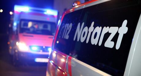 Motorradfahrer bei Unfall schwer verletzt