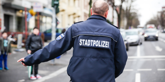 Stadtpolizei lädt am neuen Standort zum Tag der offenen Tür ein