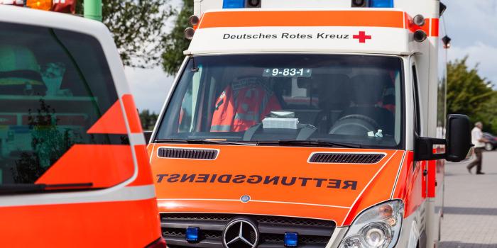 Vorfahrt missachtet – Rollerfahrer in Mainz Kastel schwer verletzt