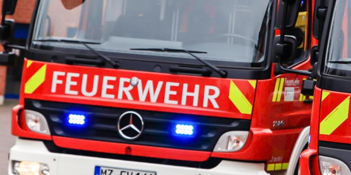 Mainz Hartenberg/Münchfeld: Kellerbrand in Wohnanlage