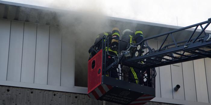Feuer bei der Feuerwehr – Großeinsatz im Gerätehaus Eltville