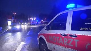 Tödlicher Unfall Liederbach