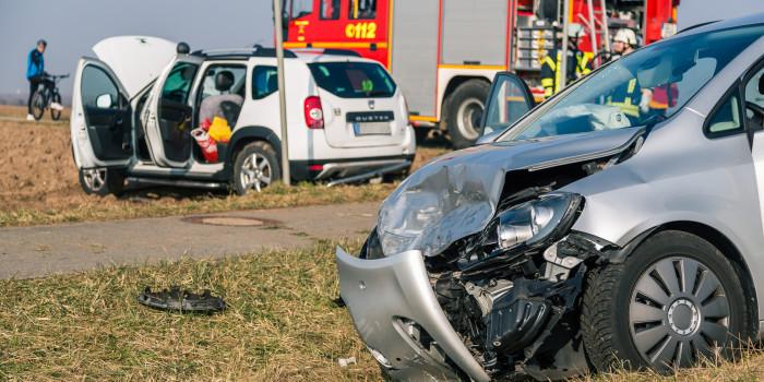 Reanimation nach Verkehrsunfall