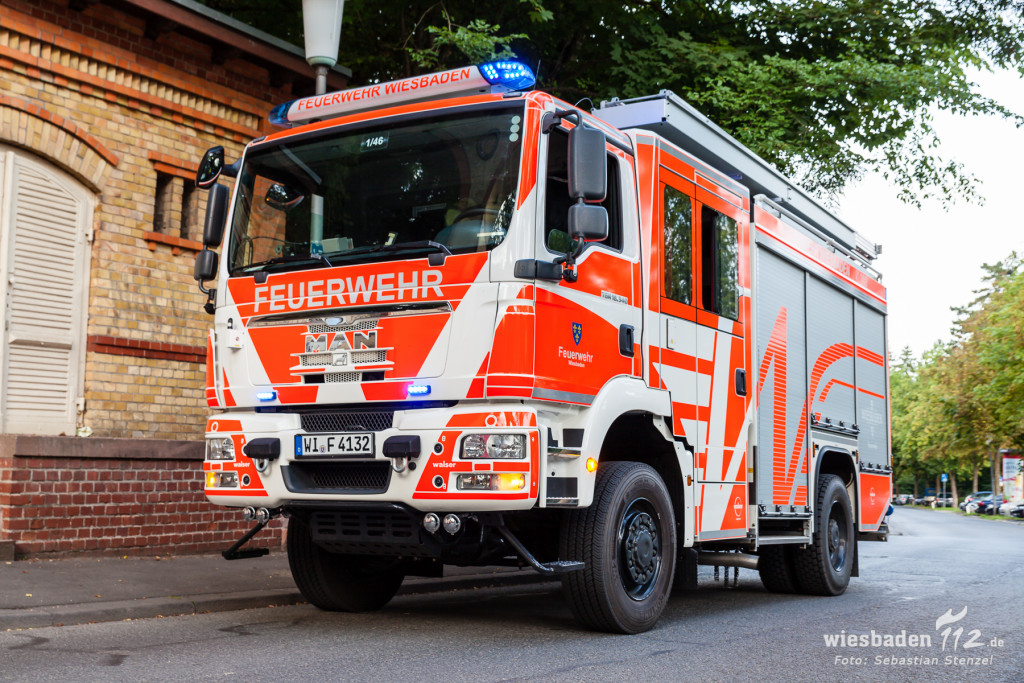 Neues Wiesbadener HLF