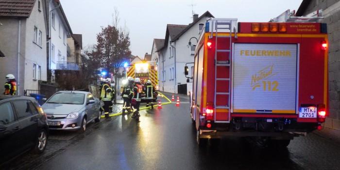 Zwei Brände in Eppstein: Heizungsbrand und angebranntes Essen