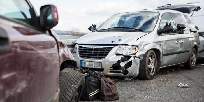 Schwerer Verkehrsunfall im Baustellenbereich auf der A3