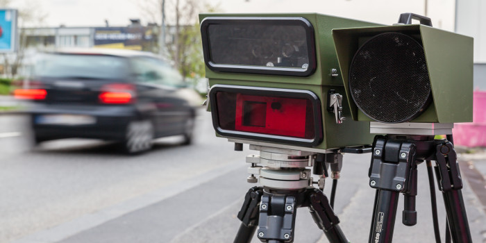 """""""Blitzerreport"""": Polizei veröffentlicht wöchentlich Messstellen zur Geschwindigkeitskontrolle"""
