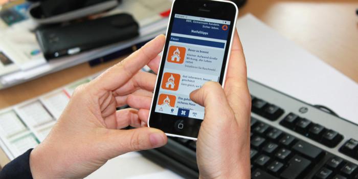 WarnWetter & NINA: Neue Apps von DWD und BBK warnen vor Unwetter und Gefahrenlagen