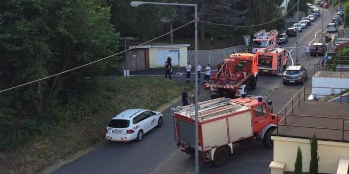 Feuer in Trafohäuschen sorgt für Stromausfall in Sonnenberg
