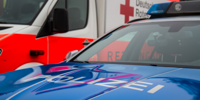 Drei Verletzte bei Frontalzusammenstoß bei Taunusstein