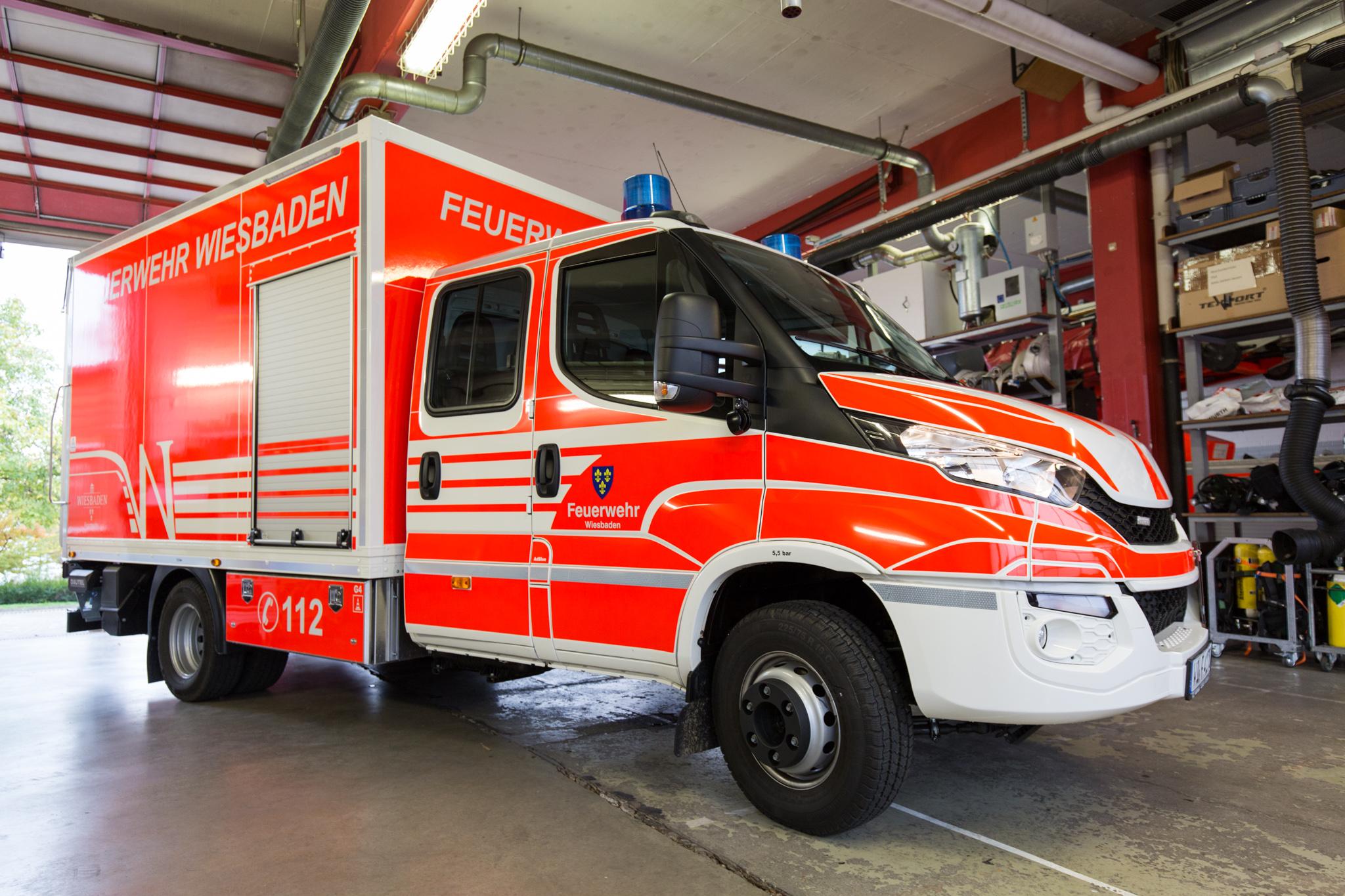 Neuer GW-L für die FF-Bierstadt | Wiesbaden112.de