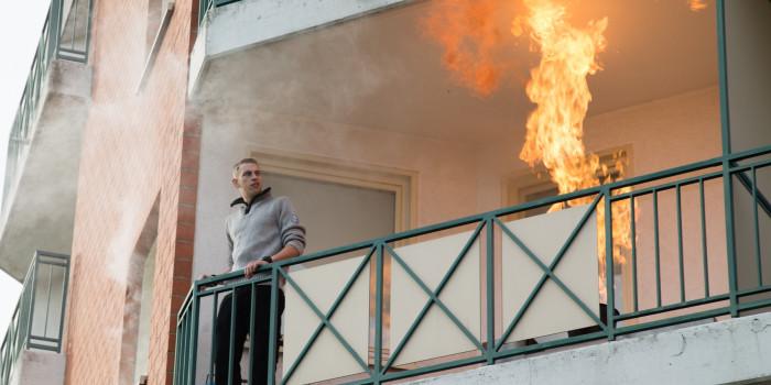 Feuer in HSK-Schwesternwohnheim – Feuerwehren Frauenstein, Dotzheim & Schierstein üben gemeinsam
