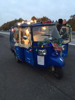tuktukvorne