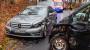 Zusammenstoß im Gegenverkehr – Zwei Verletzte bei Unfall am Wilhelm-Kempf-Haus