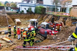 Bauunfall Kelkheim 03.11.15