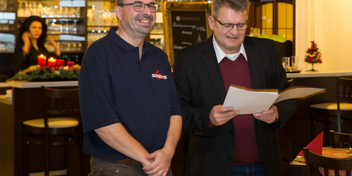 Nach 25 Jahren Dienstzeit: Letztes Gründungsmitglied der OLRD-Gruppe geht in den Ruhestand