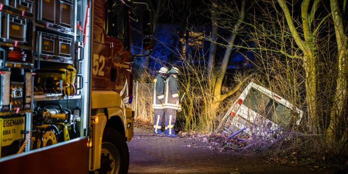 Gleich zwei Einsätze beschäftigten die Feuerwehr Idstein