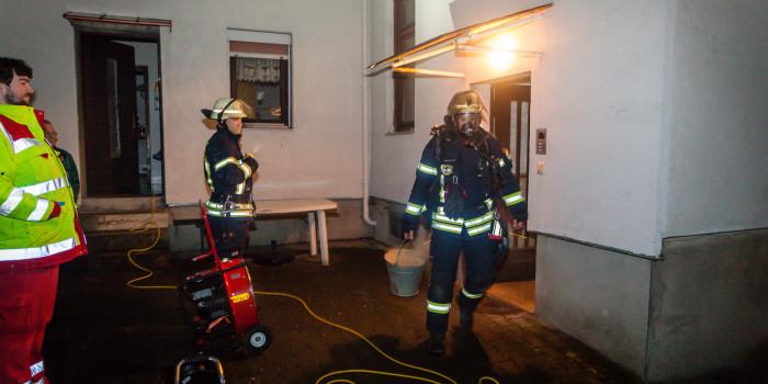 Kohlenmonoxid in Sonnenberger Wohnung – Warngeräte des Rettungsdienstes schlagen Alarm