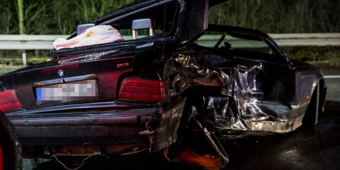 Tödlicher Unfall auf der A66 bei Erbenheim