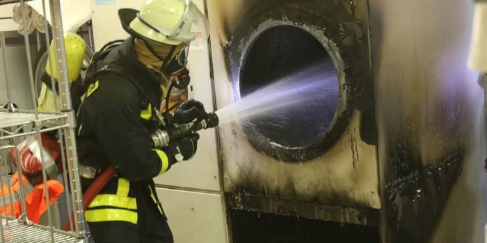 Feuer in Frankfurter Seniorenheim – Brandmeldeanlage verhindert Schlimmeres
