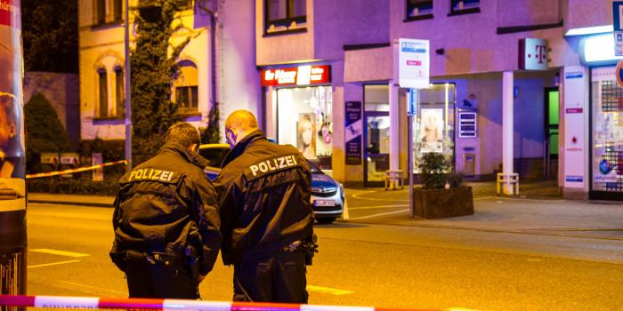 Vermeintlicher Bombenfund in Asylbewerberunterkunft in Kelkheim