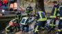Zwei Wasserschäden in Rambach – 200 Sandsäcke zum Abdichten