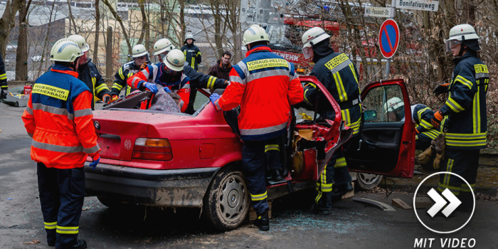 Ausbildung zum Feuerwehrsanitäter auf Kreisebene
