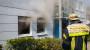Feuerwehr rettet Hund bei Zimmerbrand
