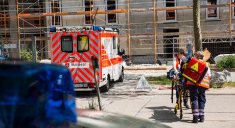 Schulsport endet für fünf Kinder im Krankenhaus