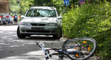 Zwei schwere Unfälle mit Fahrrädern in Kostheim und Rüdesheim – Fahrradfahrer lebensgefählich verletzt