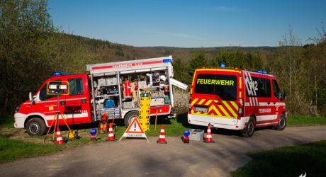 Feuerwehr Schlangenbad-Obergladbach erneuert über 20 Jahre alten Fuhrpark