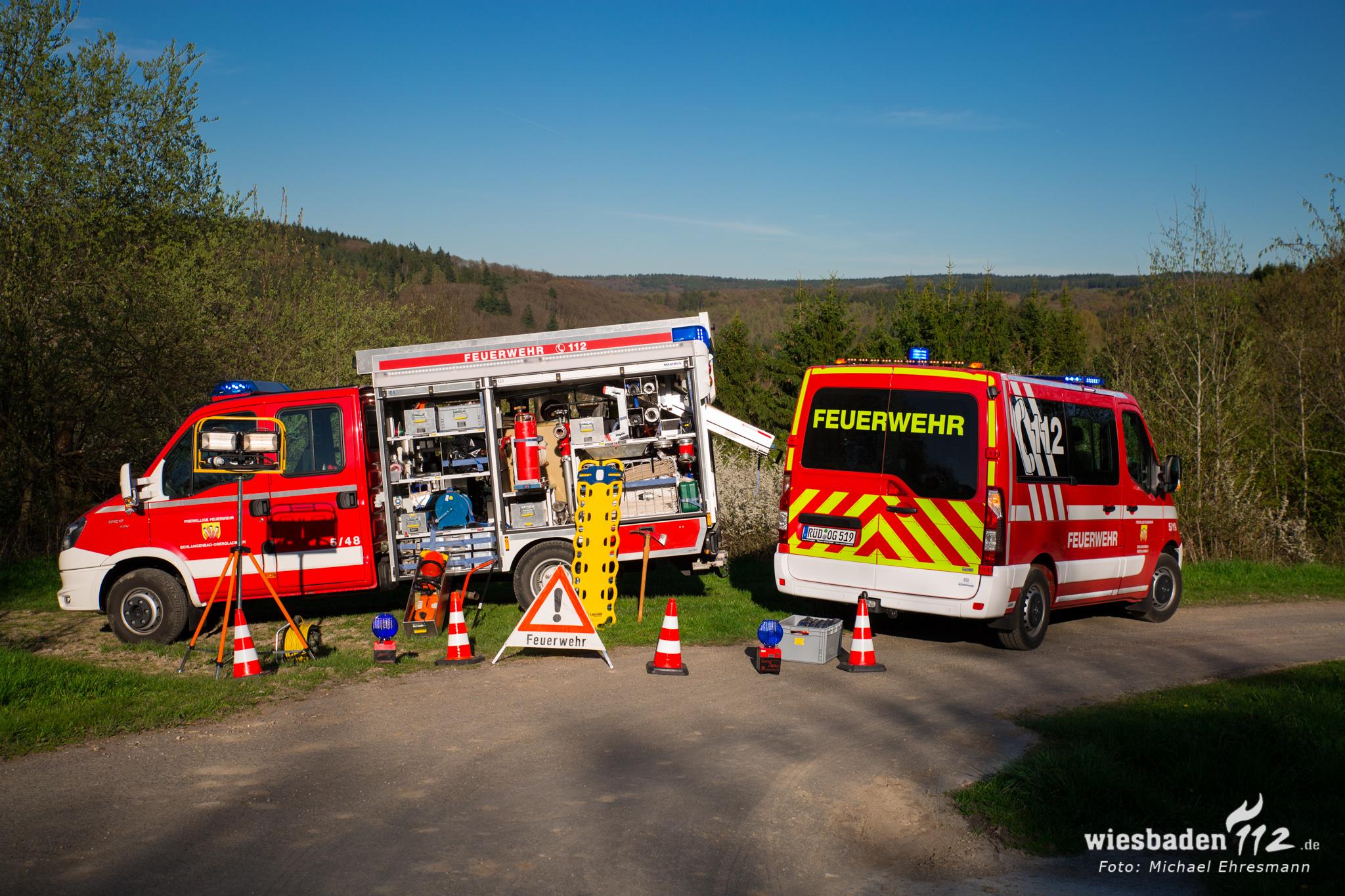 Feuerwehr Schlangenbad-Obergladbach erneuert über 20 Jahre