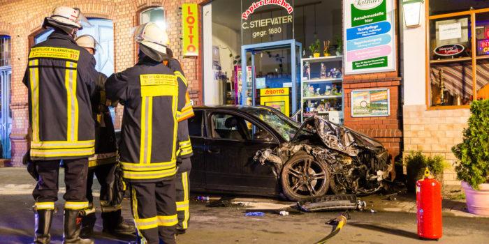 Schwerer Unfall nach illegalem Autorennen in Bad Schwalbach