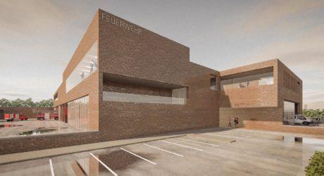 Realisierungswettbewerb abgeschlossen: So soll die neue Feuer- und Rettungswache in Igstadt aussehen