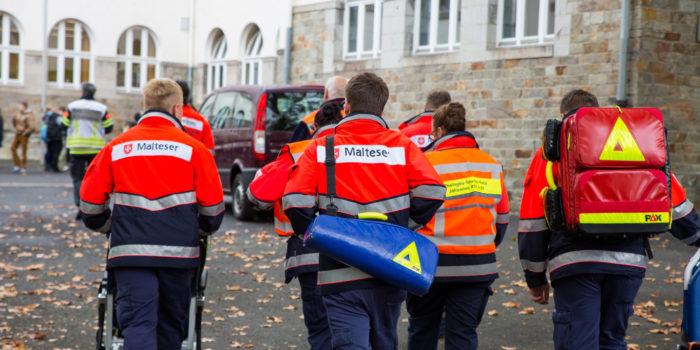 Pfefferspray in Realschule versprüht – 36 Schulkinder betroffen