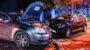 Vier Verletzte bei Zusammenstoß in Kurve