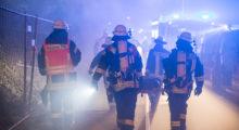 Alarmübung – Hochbau-Unfall in Reichenbach