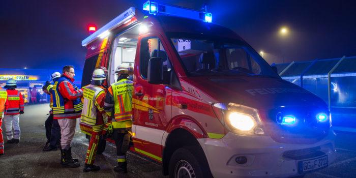 Reizgas in Supermarkt versprüht – Fünf Verletzte in Kelsterbach