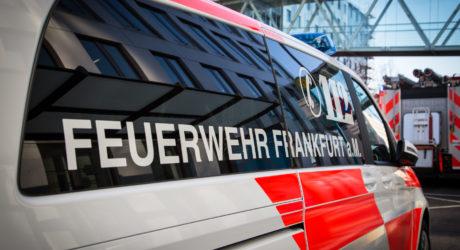 Katastrophenschutzübung am Freitag in Frankfurt
