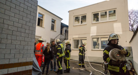 Frau stirbt bei Küchenbrand in Biebrich
