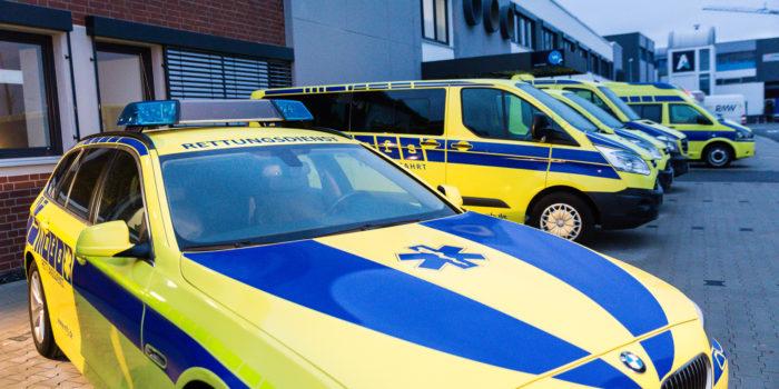 mfs-Rettungsdienst bezieht neue Räumlichkeiten in Kelsterbach