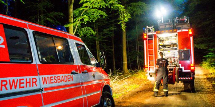 Schwer verletzte Mountainbikerin nach aufwendiger Suche gerettet