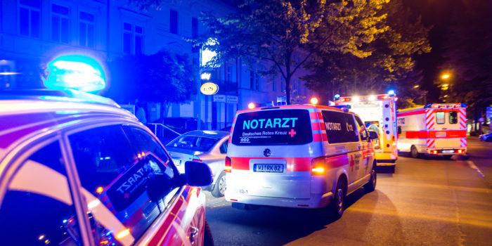 CO-Alarm in Shisha-Bar – 12 Verletzte